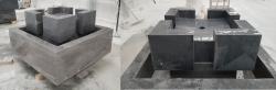 Grey Marble Contempo Ftn STOCK 3