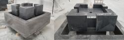 Grey Marble Contempo Ftn STOCK 3