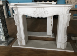 White Marble STOCK FP