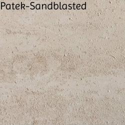 Patek-Sanblasted