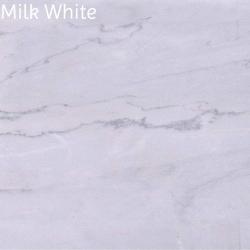 Milk White Honed
