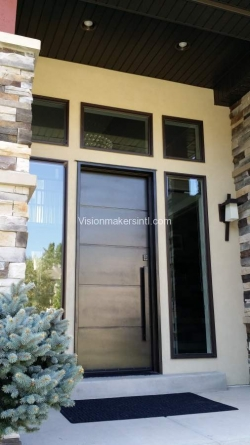 Visionmakers Steel Door 43