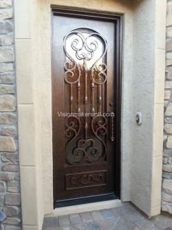 Visionmakers Steel Door 42