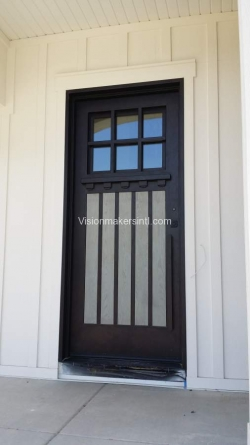 Visionmakers Steel Door 58