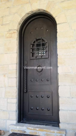 Visionmakers Steel Door 81