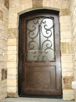 Visionmakers Steel Door 36