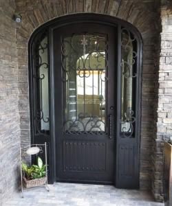 Light Bronze Door