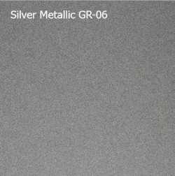 Silver Metallic GR-06