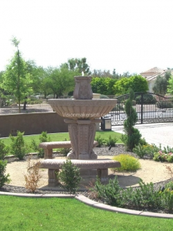 Visionmakers Fountain 100
