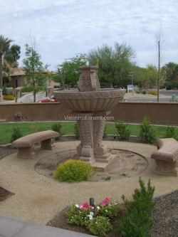 Visionmakers Fountain 96